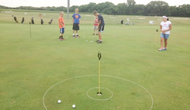 Junior Golf Camps at West Grand